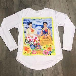 Tops - ❤️ Frida Kahlo T-Shirt ❤️
